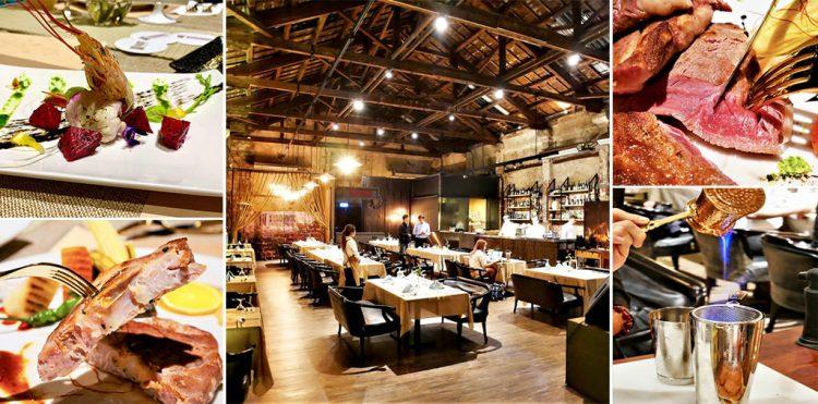 【台南-北區美食】在老屋的氛圍內,享受精緻用心的排餐與調酒,早午餐也讓人食指大動