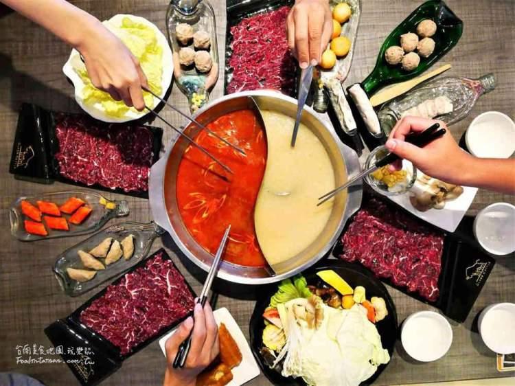 【台南-安平區美食】精心挑選高品質,特殊部位溫體牛肉口感讓人驚艷,配料也樣樣精彩