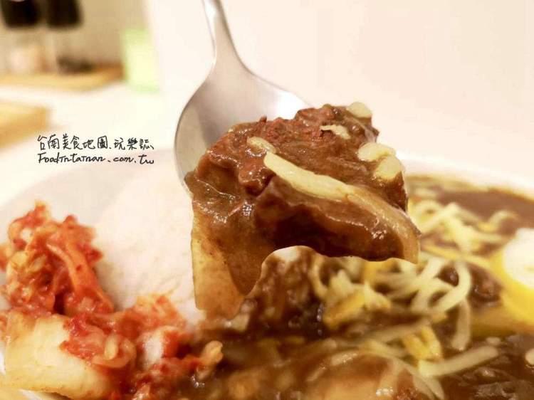 【台南-中西區美食】日本主廚入魂咖哩,嚴選品質肉品入菜,限量供應中