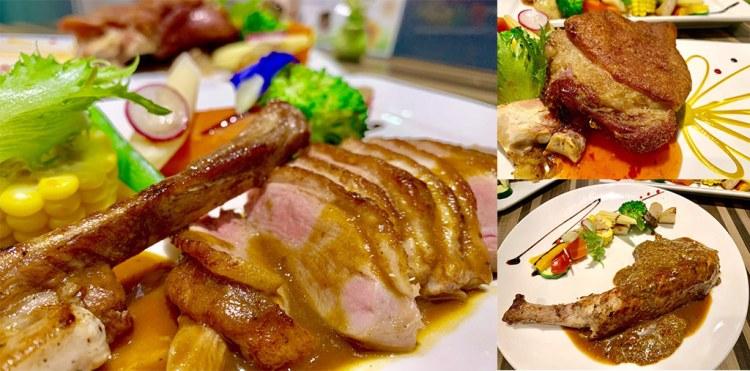 【台南-善化區美食】精緻排餐份量十足,便宜價格讓人大吃一驚,適合聚餐的南科人愛店