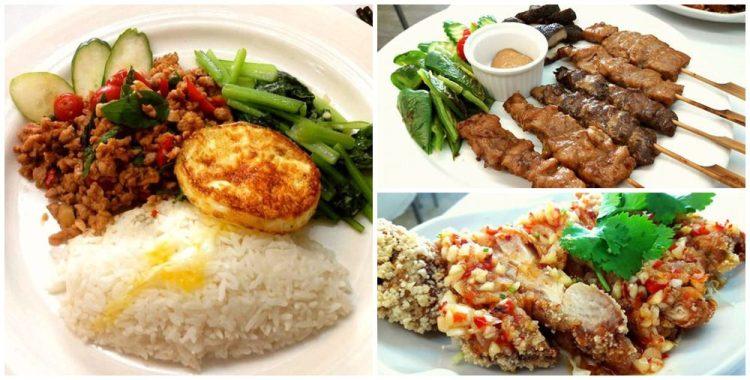 台南東區美食│裕農路上平價泰式料理,道地口味價格實在