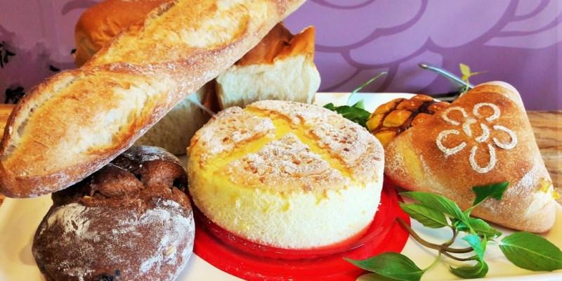 台南北區美食│隱藏版的巷弄美食,平價美味麵包店