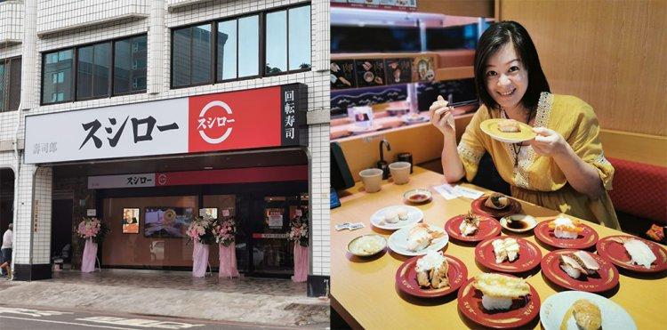 連鎖美食│台灣壽司郎台南安平店、台南南紡店開幕了,上百種餐點JACK帶你搶先看