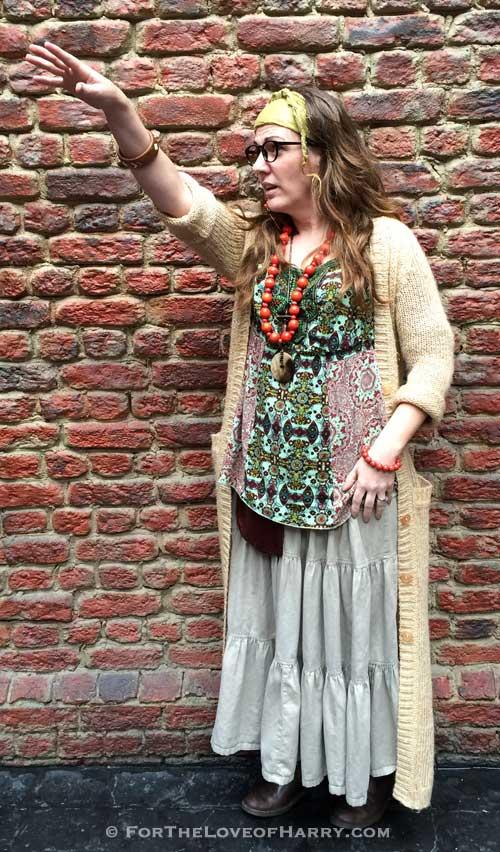 sybill trelawney costume