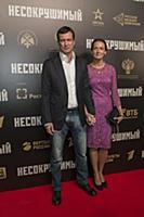 Андрей Чернышов, Мария Добржинская. Премьера фильма ...