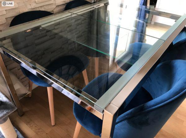 table verre metal ikea offres fevrier