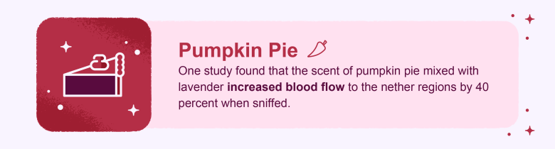 pumpkin pie scent fact