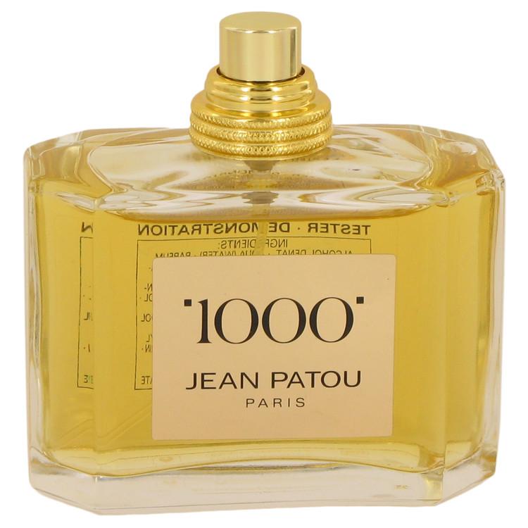 1000 by Jean Patou Eau De Toilette Spray (Tester) 2.5 oz for Women