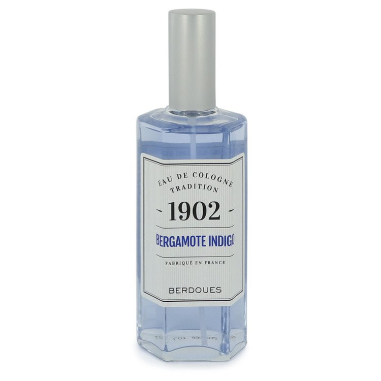 1902 Bergamote Indigo by Berdoues Eau De Cologne Spray 4.2 oz