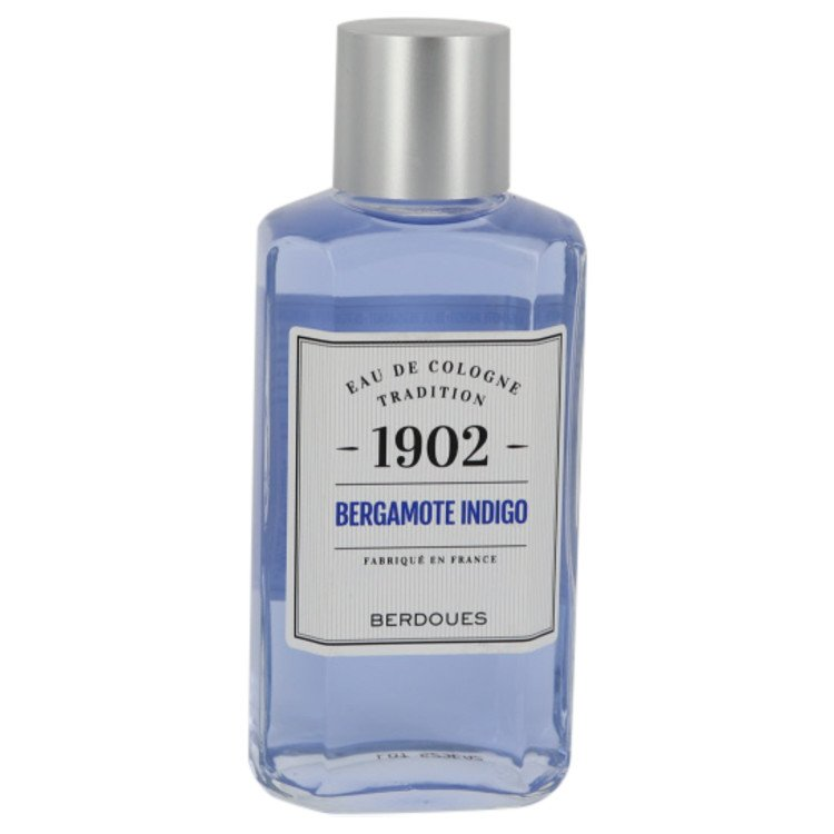 1902 Bergamote Indigo by Berdoues Eau De Cologne 8.3 oz