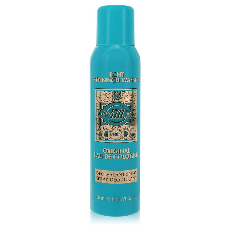 4711 by 4711 Deodorant Spray (Unisex) 5 oz for Men