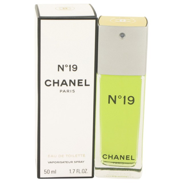 Chanel 19 Perfume by Chanel 1.7 oz EDT Spray for Women