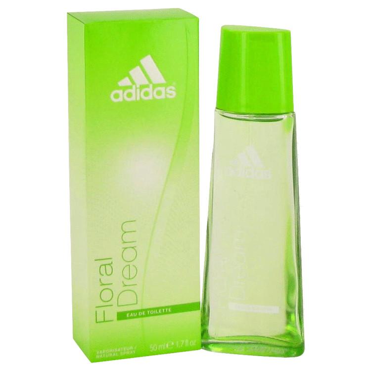 Adidas Floral Dream by Adidas Eau De Toilette Spray 1.7 oz for Women