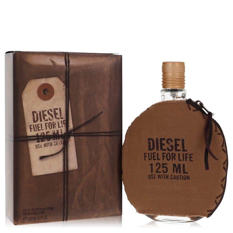 Fuel For Life by Diesel Eau De Toilette Spray 4.2 oz for Men