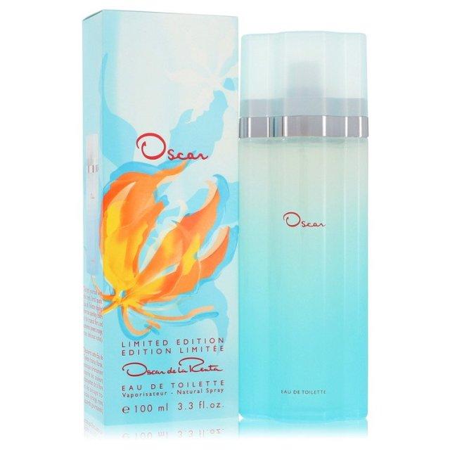 Oscar Perfume 100 ml Eau De Toilette Spray (Limited Edition) for Women