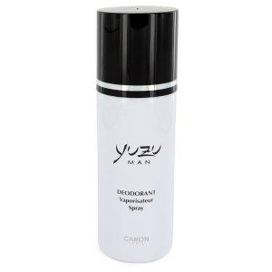 Yuzu Man by Caron