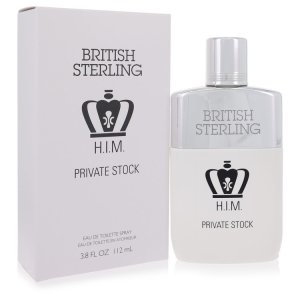 British Sterling Him Private Stock by Dana