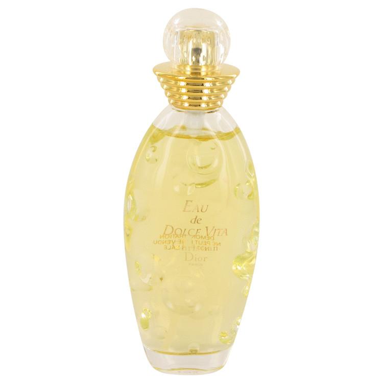 EAU DE DOLCE VITA by Christian Dior Eau De Toilette Spray (Tester) 3.4 oz
