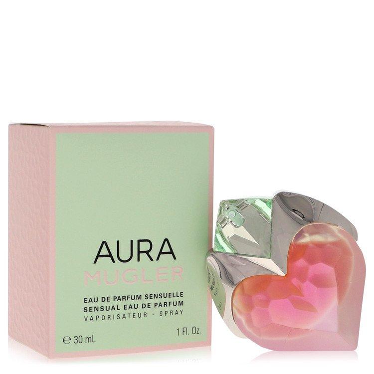 Mugler Aura Sensuelle by Thierry Mugler Eau De Parfum Spray 1 oz for Women