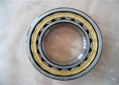 single row abec1 cylindrical roller bearing nu 217 ecm / c3 for