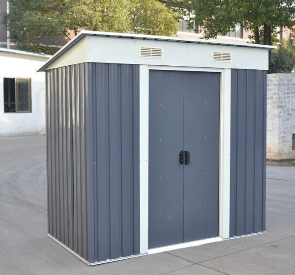 Small Metal Garden Sheds