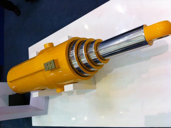 Telescopic Hydraulic Cylinders Images