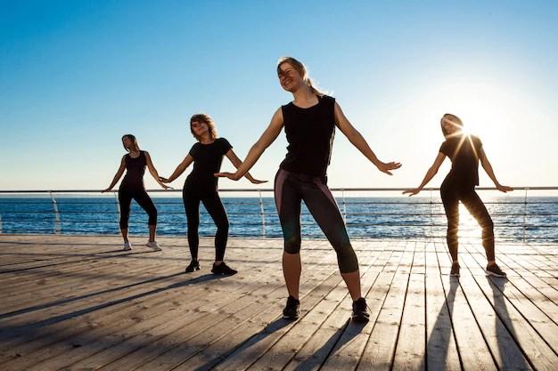 perder peso com dança