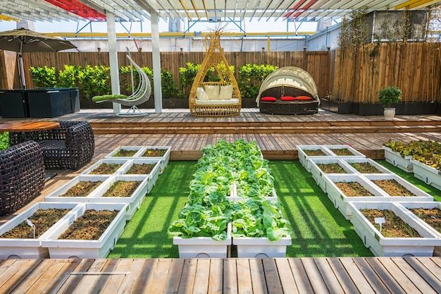A covered lifestyle garden with indoor and outdoor living ... on Garden And Outdoor Living  id=15695