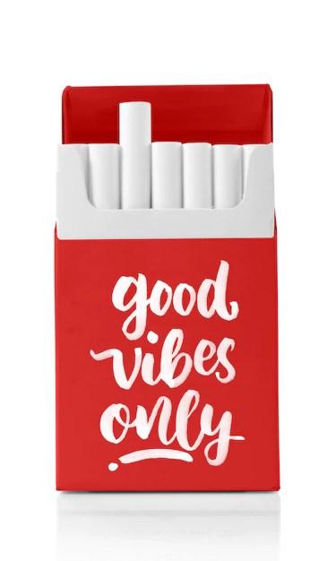 Download Cigarette box mockup | Premium PSD File