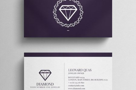 Cards PSD   3 900 free PSD files Luxury Business Card Template