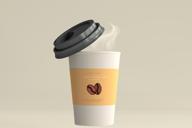 If you want to use this item for another project, please add a new one using your free quota. Paper Cup Mockup Freepik