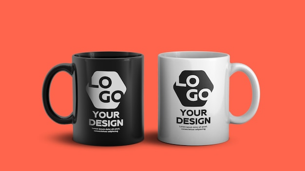 Some images may contain licenses that you cannot use for commercial activities. Free Psd White Ceramic Mug Mockup Isolated