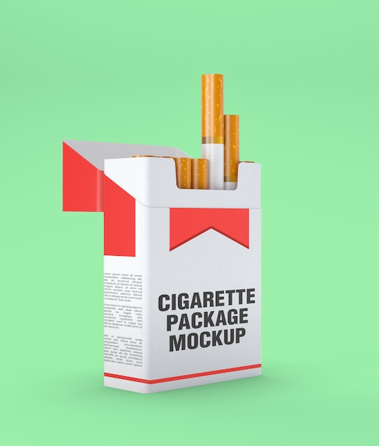 Download Cigarette Packaging PSD, 10+ High Quality Free PSD ...