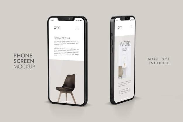 Today's mother's day deal of the day: Mockup Phone Freepik
