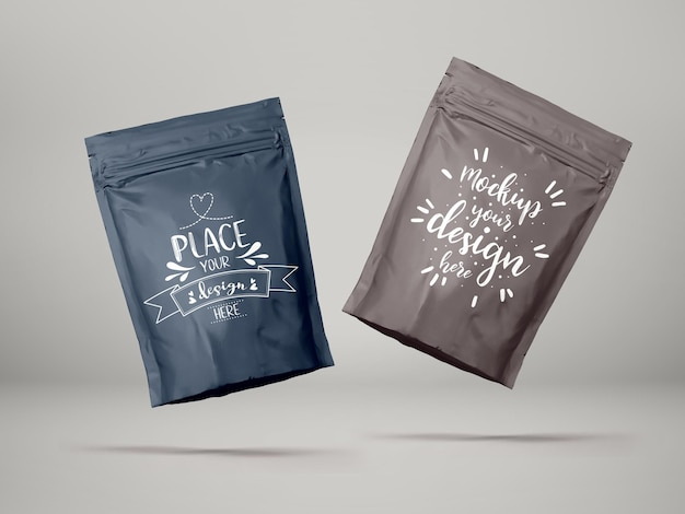 Free doypack foil bag psd mockup in 4k bag flex sauce pouch package foil. Coffee Packaging Mockup Images Free Vectors Stock Photos Psd