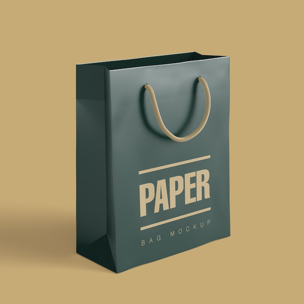 Friends, today's freebie is a set of three shopping bag graphics that you can use to present your merchandising brand identity designs. Shopping Bag Mockup Freepik