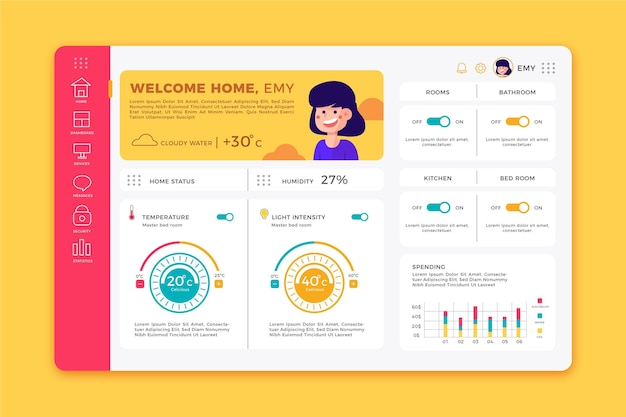 Купить онлайн приложение для адаптации | Бесплатно векторы