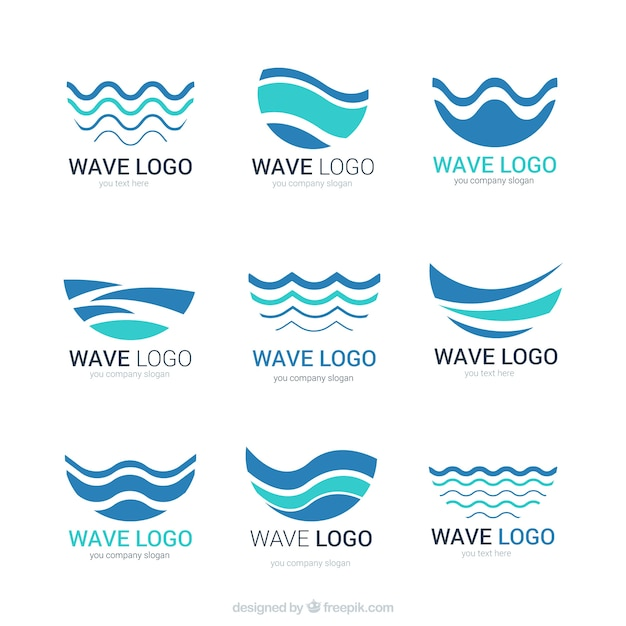 Water Logo Vectors Photos And PSD Files Free Download