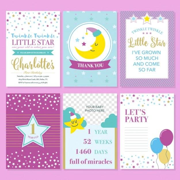 twinkle star birthday images free