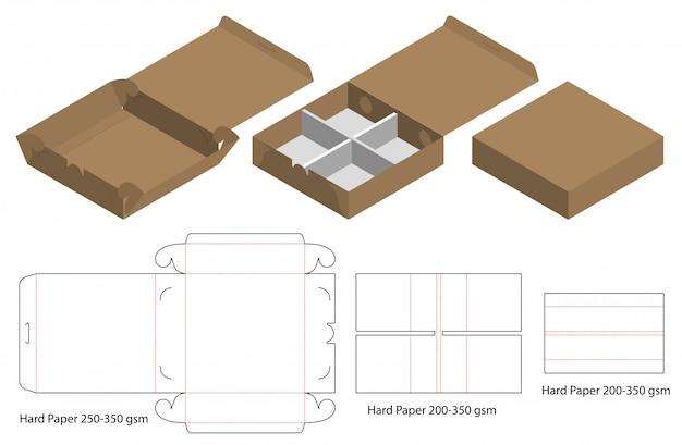 It's the first step of a box packaging design. Packaging Box Images Free Vectors Stock Photos Psd