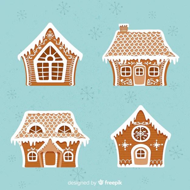 39 Christmas House Svg Free