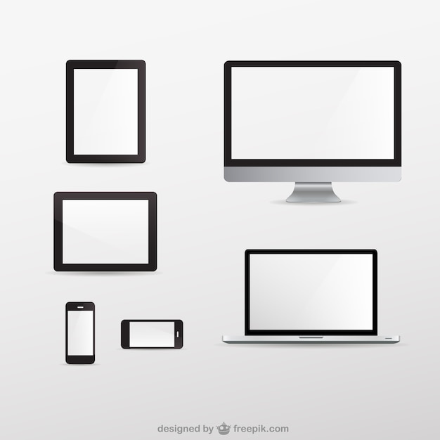 Monitor Vectors Photos And Psd Files Free Download