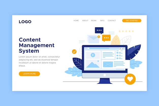 Free download the biggest collection of free website templates, layouts and themes. Free Website Templates Vectors 174 000 Images In Ai Eps Format