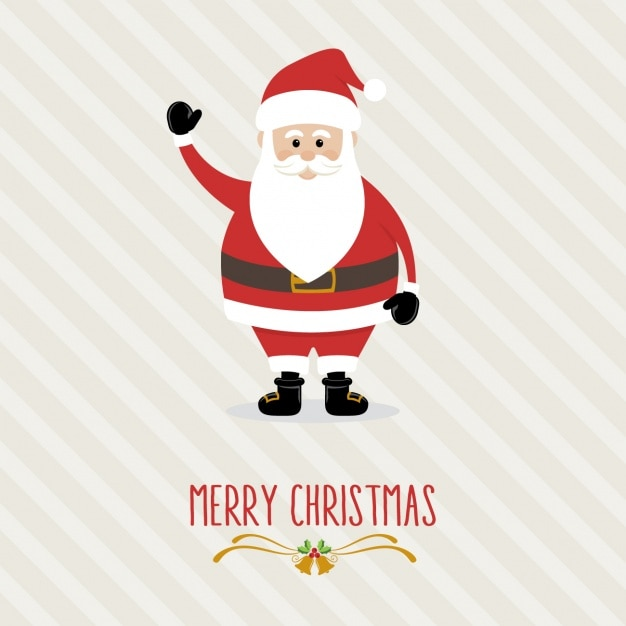 Santa Claus Vectors Photos And PSD Files Free Download
