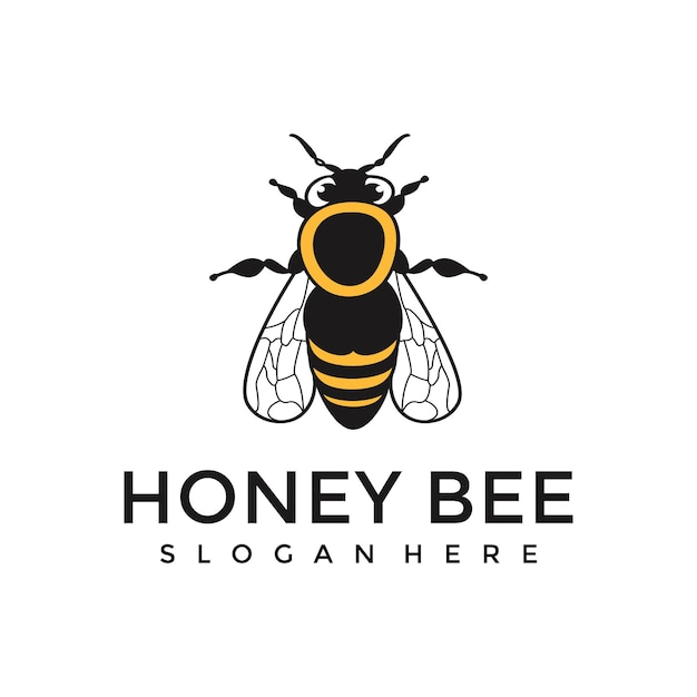 No more templates to display! Premium Vector Honey Bee Logo Template