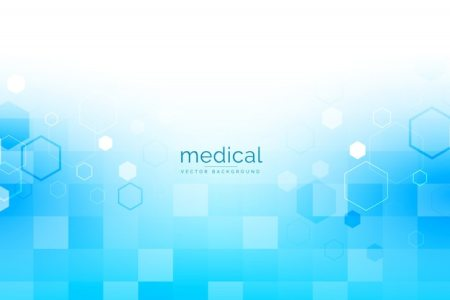 Blue Vectors  Photos and PSD files   Free Download Medical background in bright blue color