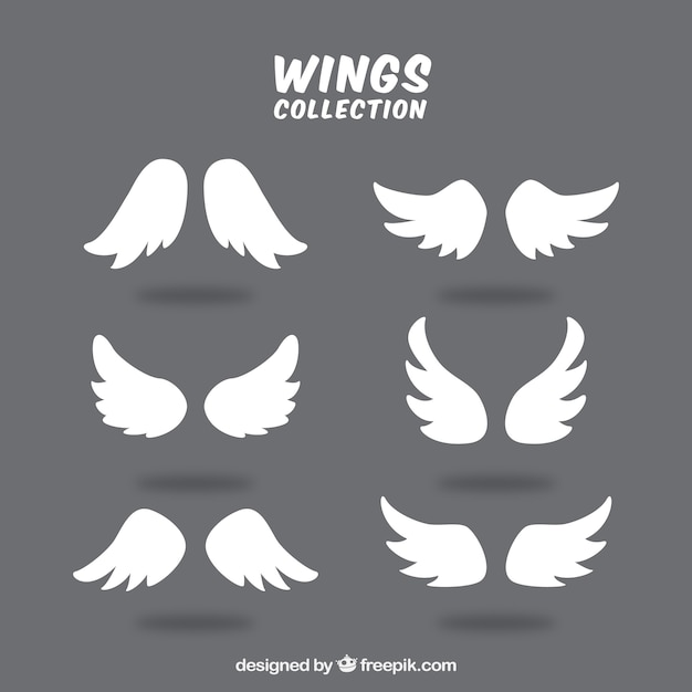 Angel Wings Vectors Photos And PSD Files Free Download