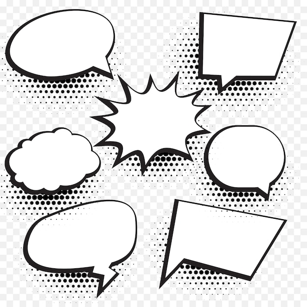 Speech Bubble Vectors Photos And PSD Files Free Download