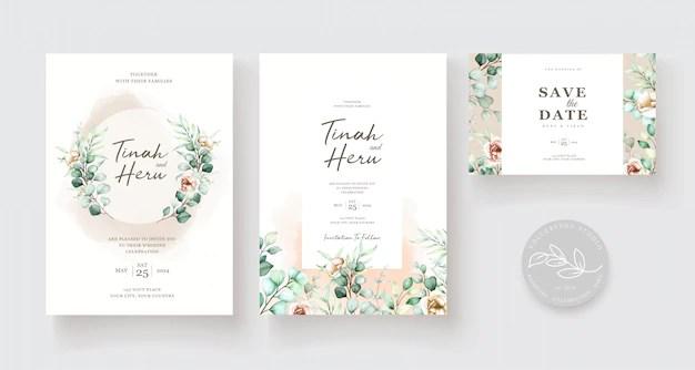 wedding invitation blue images free