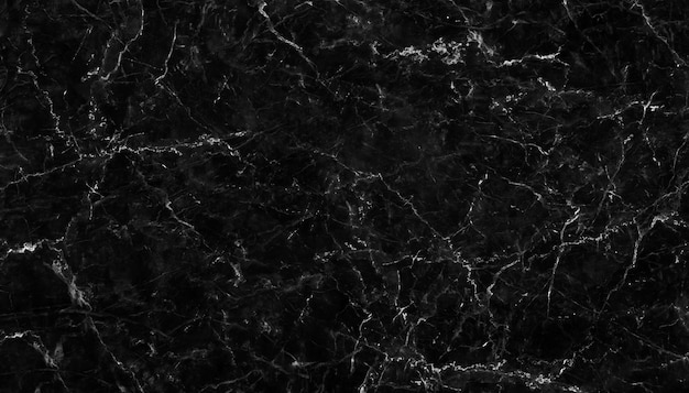 texture de marbre noir naturel pour